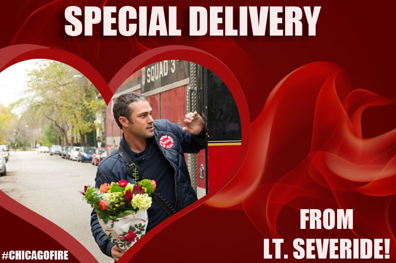 Happy Valentine S Day Chicagofire Chicago Fire Top Tv Shows