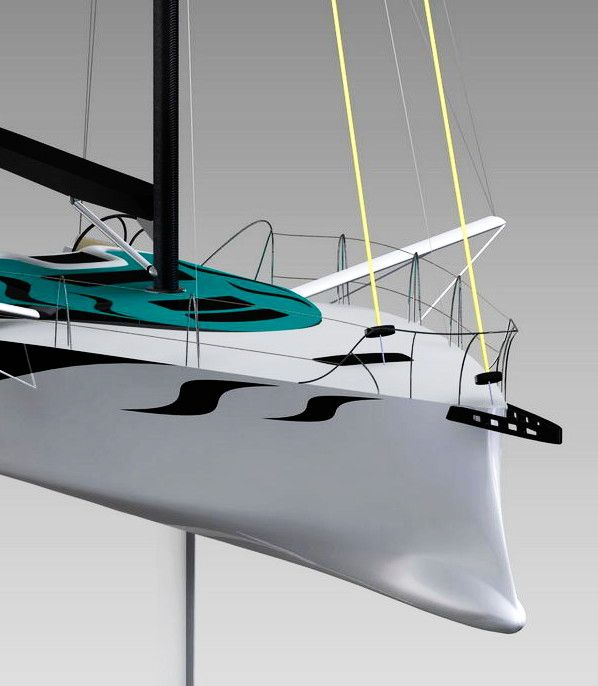 Pin By Allen Friedman On Saiboats Boat Plans Bulbous Bow Boat