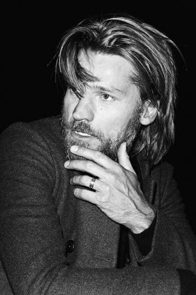 Nikolaj Coster-Waldau by Aaron Richter, hottest man on earth.