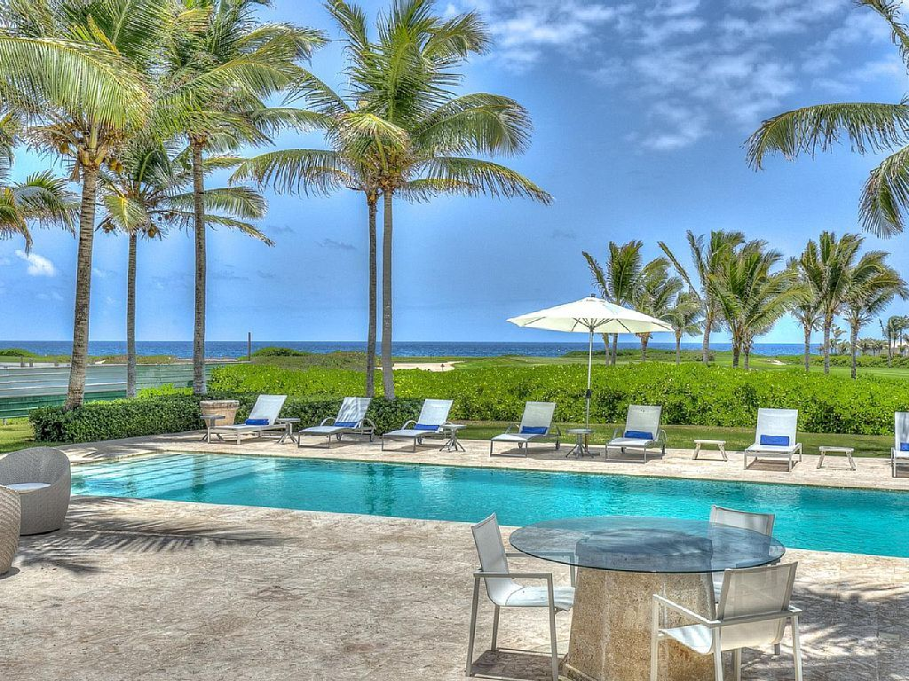 This one-of-a-kind unique oceanview villa is amid the best ...