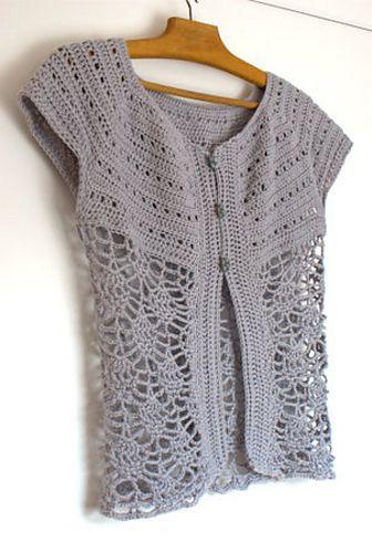 Diy Crochet Lace Jacket Pattern Ideas Lace Jacket Free Pattern