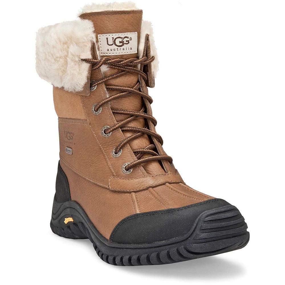 dress - Ugg lace waterproof up boots photo video