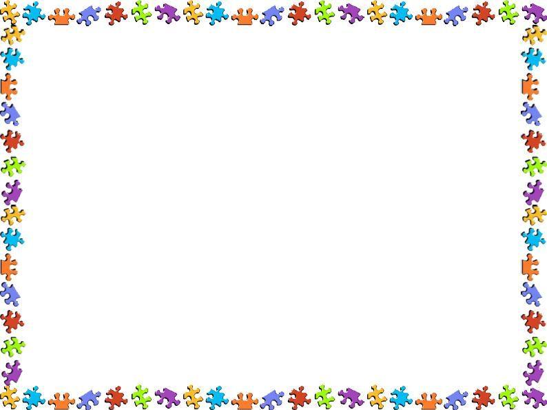 Marcos para imprimir en hojas de texto para niños | preescolar ...