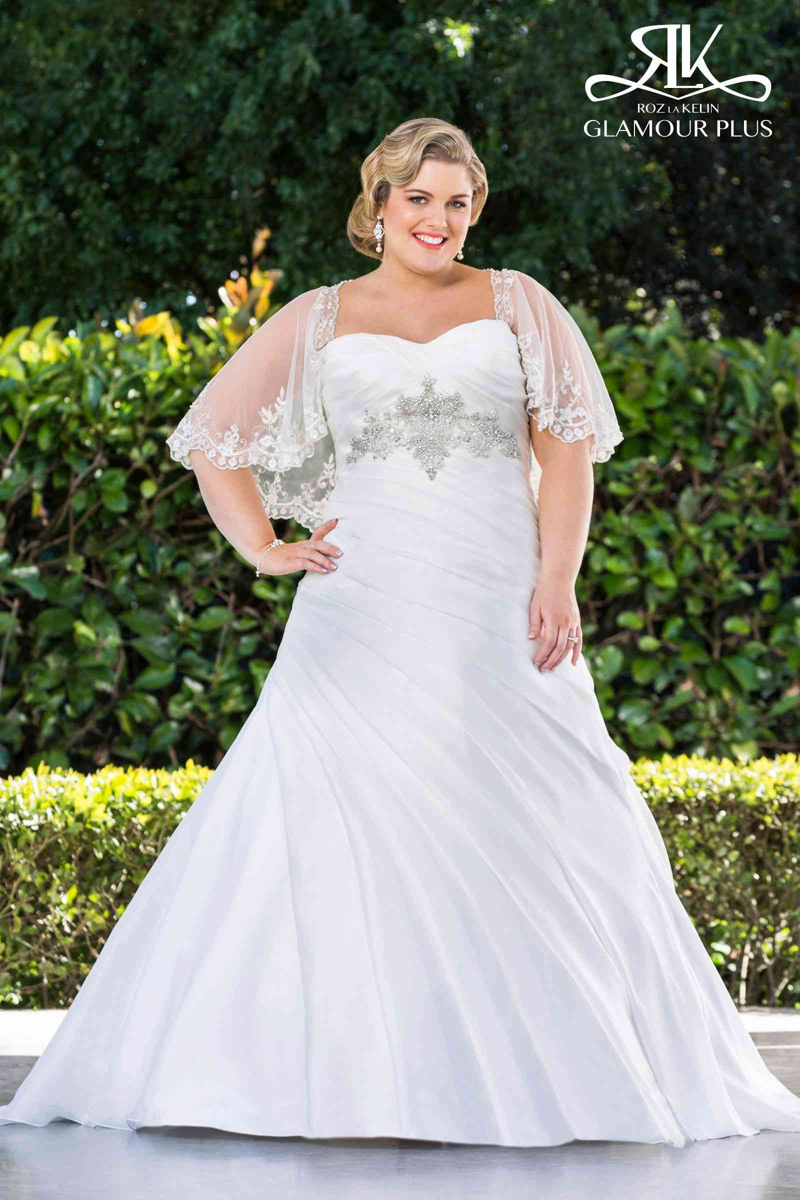 wedding dresses for a fuller figure - Google Search | Wedding ...