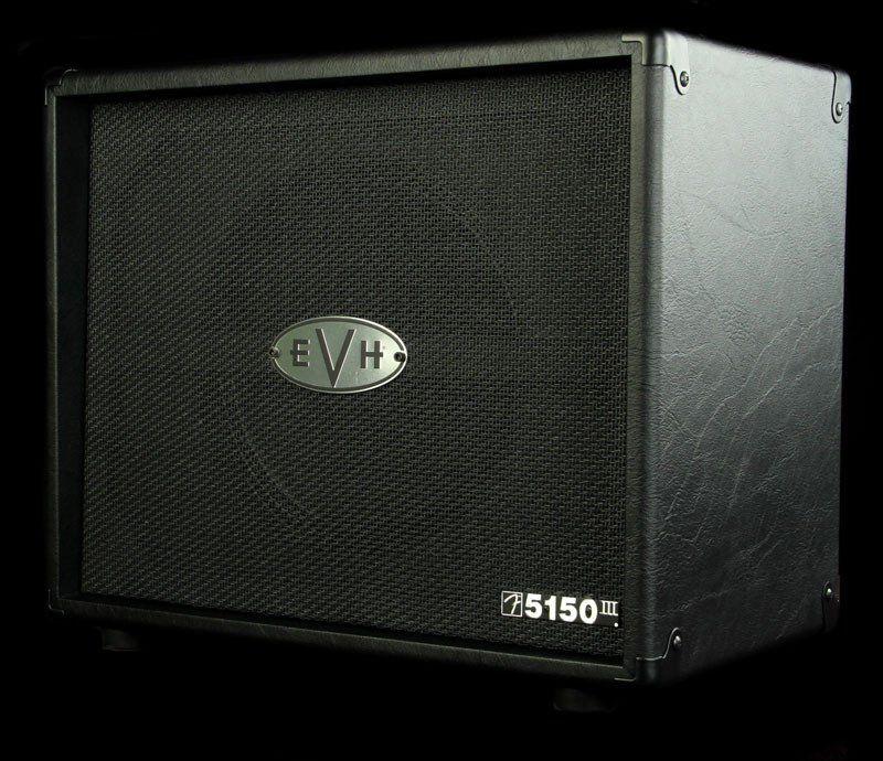 Evh 5150iii 1x12 U0026quot  Cabinet  Black