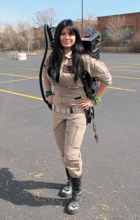 A Ghostbusters Costume For Women   halloween   Pinterest ...
