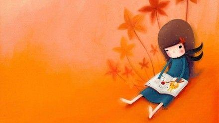 Orange is my color :)