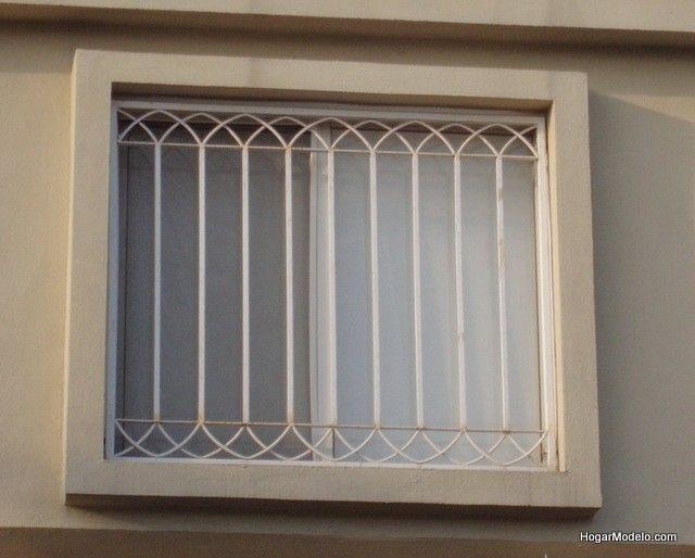 Imagen de modelo de verjas de hierro forjado con estilo - Verjas de hierro ...