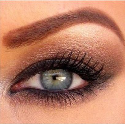 #makeup #eyes # Smoked