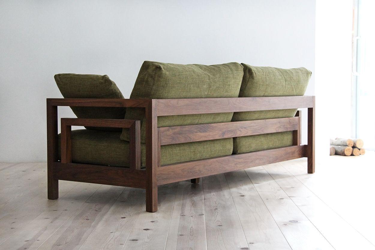 無垢ソファ・カバーリングソファ 取扱い商品 無垢家具 ソファ東京 Ram In 2019 Wooden