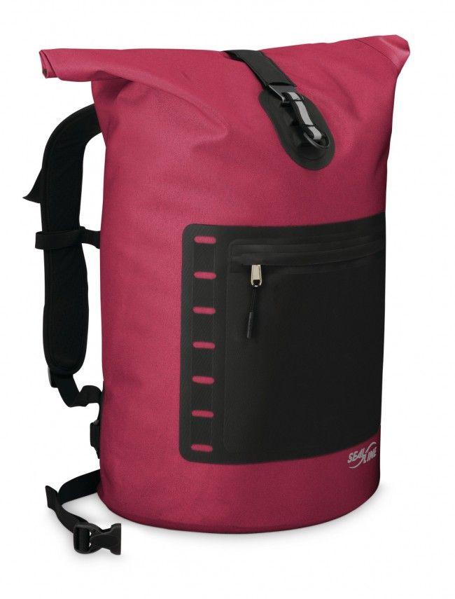 SealLine Urban Waterproof Backpack L Red-30 | Bags | Pinterest ...