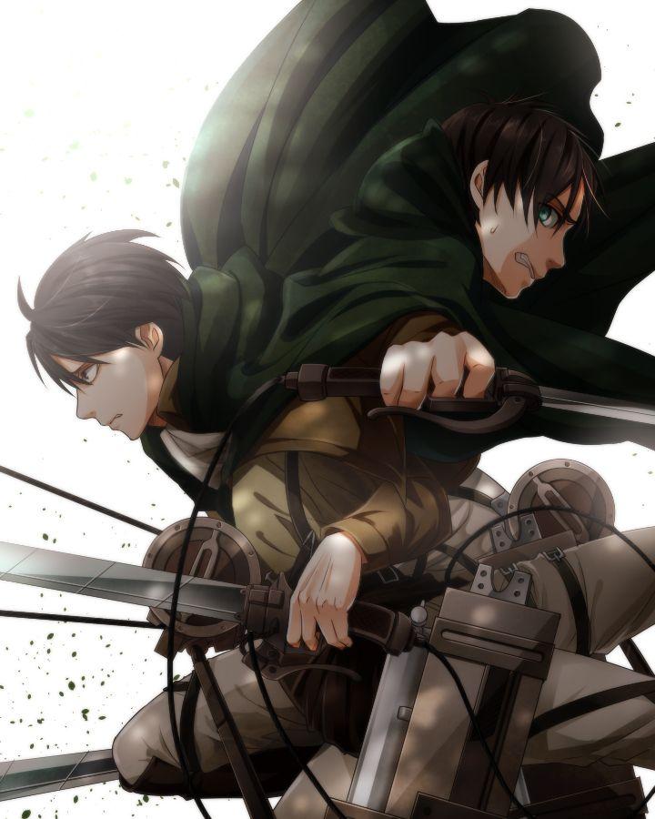 #AttackOnTitan #ShingekiNoKyojin #Levi #Eren | Attack on ...