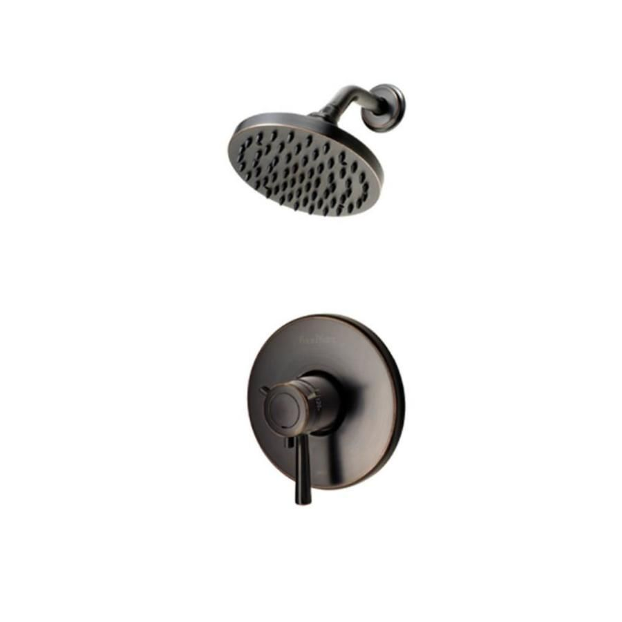 Photo of Pfister Thermostatic shower systems Tuscan bronze 1-handle shower mixer Lg89-7Tuy