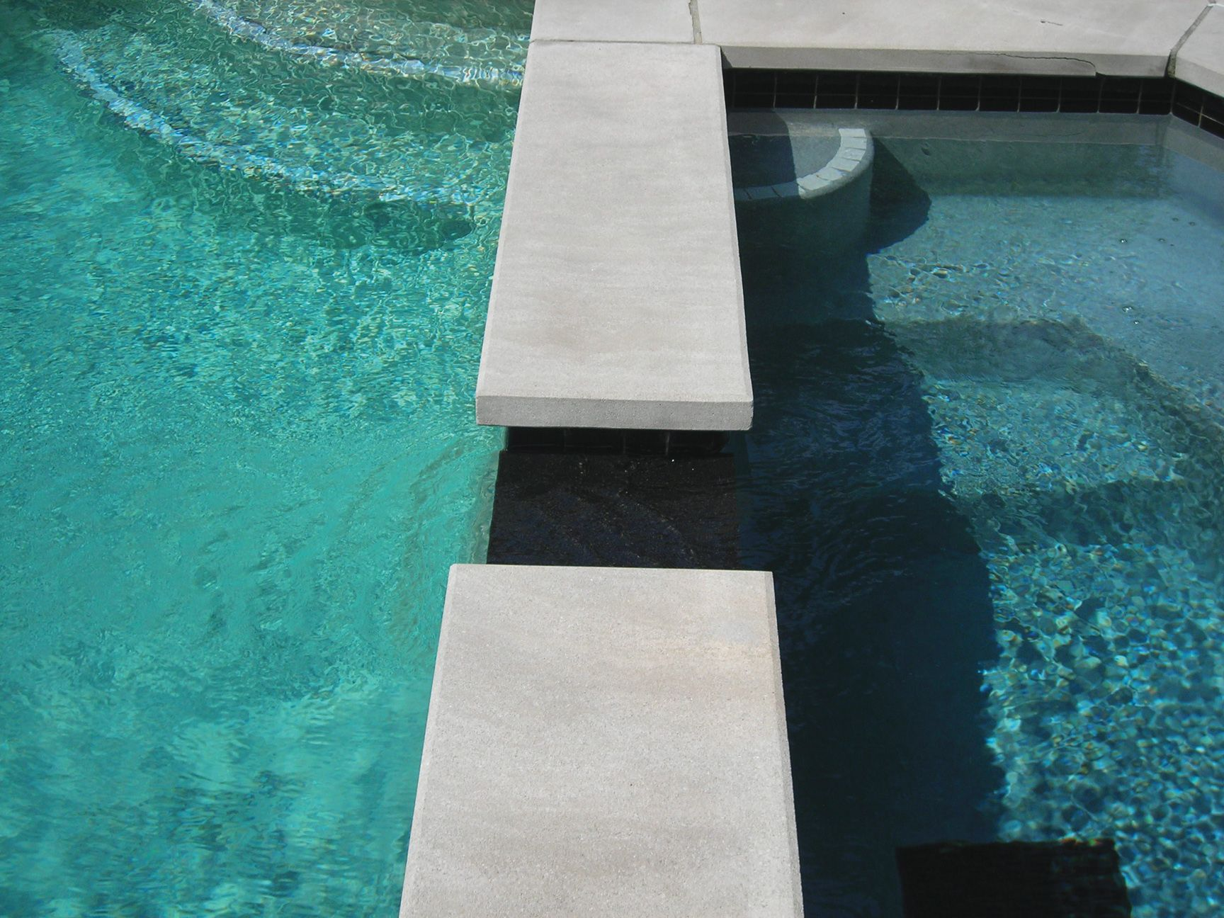 Indiana Limestone Grey Coping Pool Coping Landscape Stone