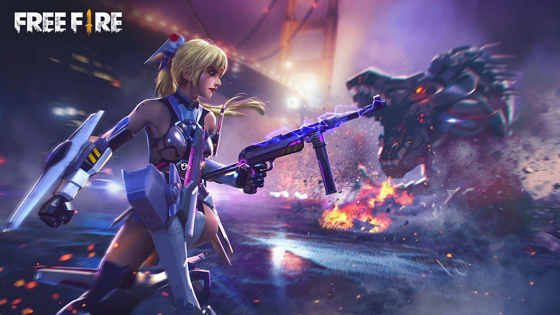 Battle Angel ff Ảnh tường cho điện thoại, Hình nền game