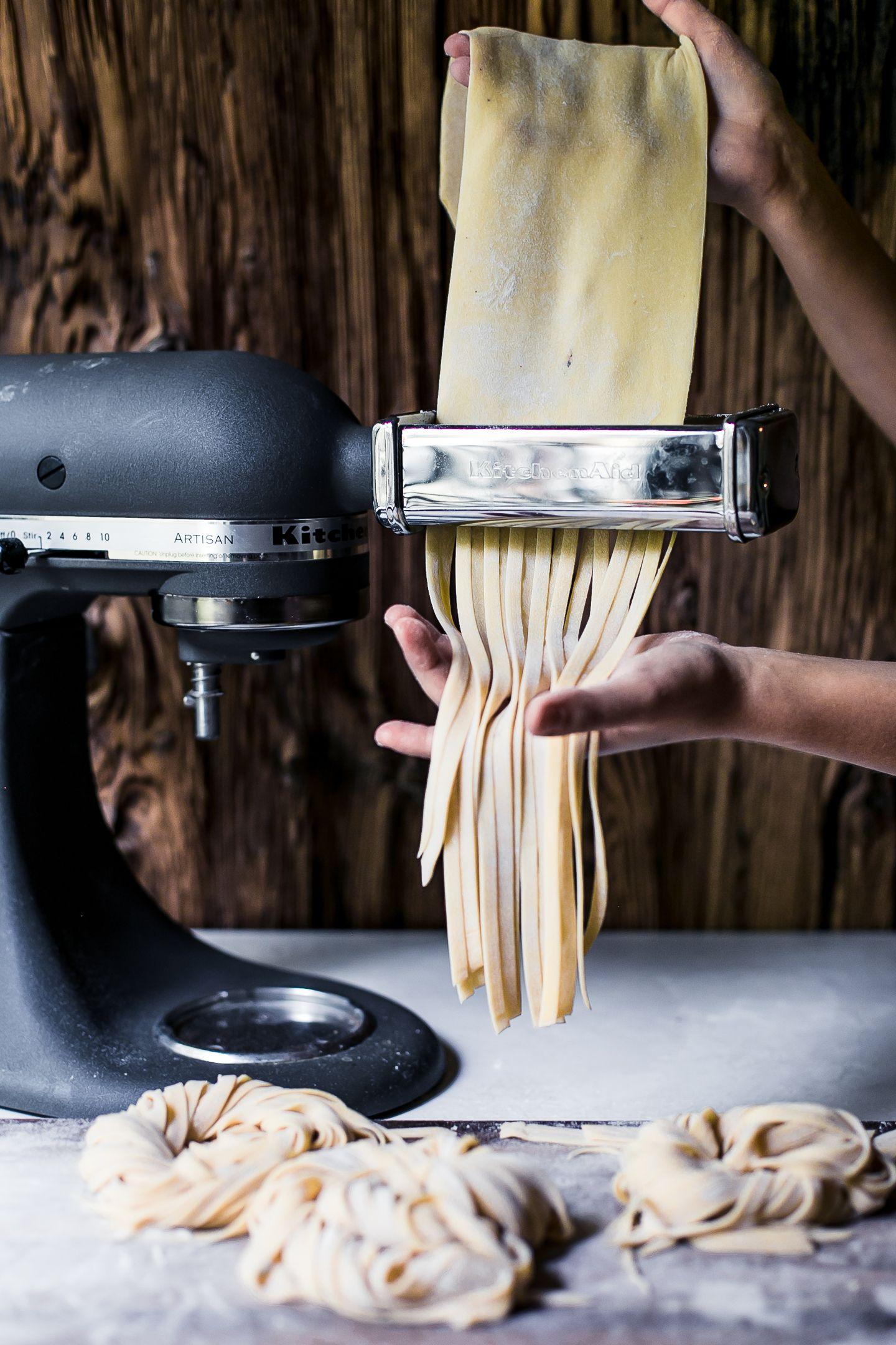 Kitchenaid Stand Mixer Pasta Attachment Set Kitchenaid Pasta Maker Pasta Maker Kitchen Aid Pasta Attachment
