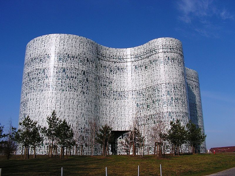 Universitätsbibliothek Cottbus, Architekten Herzog & de