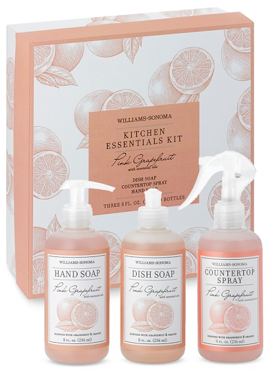 Pink Grapefruit Scented Kitchen Essentials Http Rstyle Me N