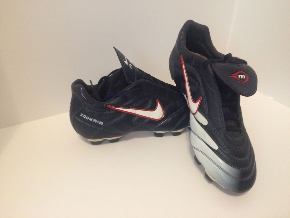 6a60e2faf898 Mia Hamm Nike Women s Cleats 1999 Zoom Air Vintage Style 128003 Size 8 US  Soccer