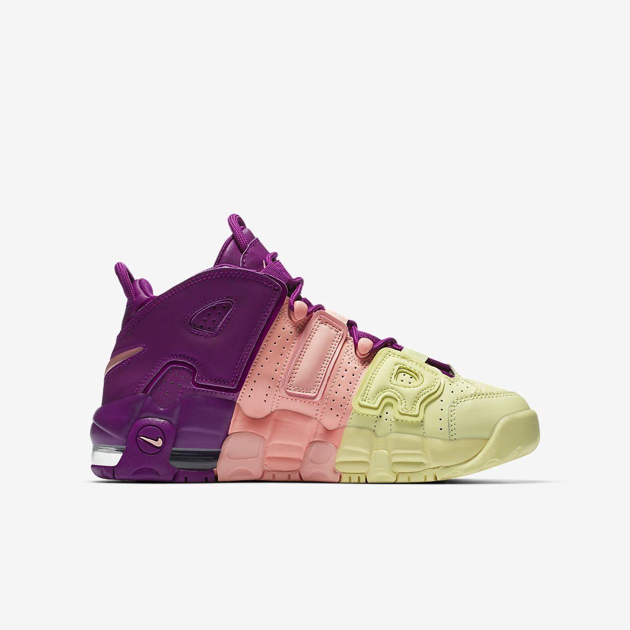 Nike Air More Uptempo Big Kids' Shoe 3.5Y Nike air