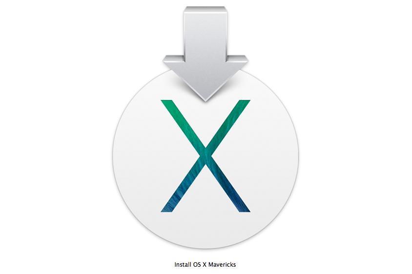 How to create a bootable OS X Mavericks USB install drive