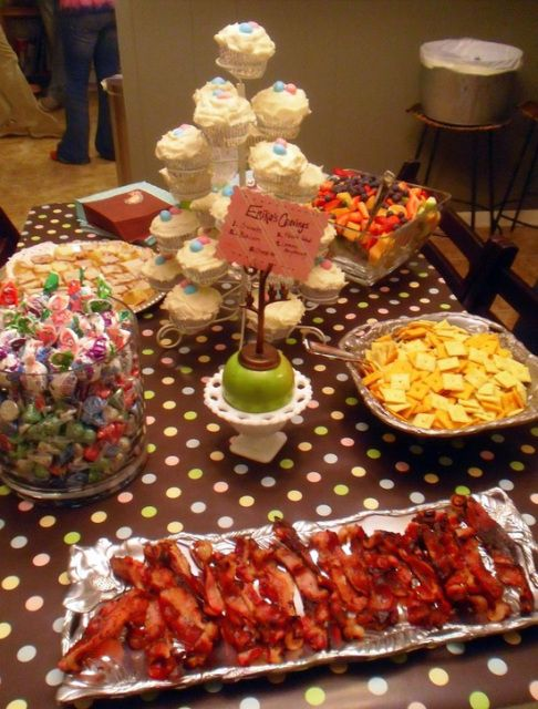 Gender Reveal Party Ideas Gender Reveal Party Food Baby Gender Reveal Party Gender Reveal Food