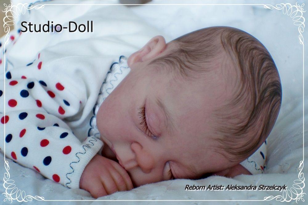 "Studio-Doll Reborn JARED BY Adrie Stoete-Schuite rare Boy 20"" ultra reality   eBay"