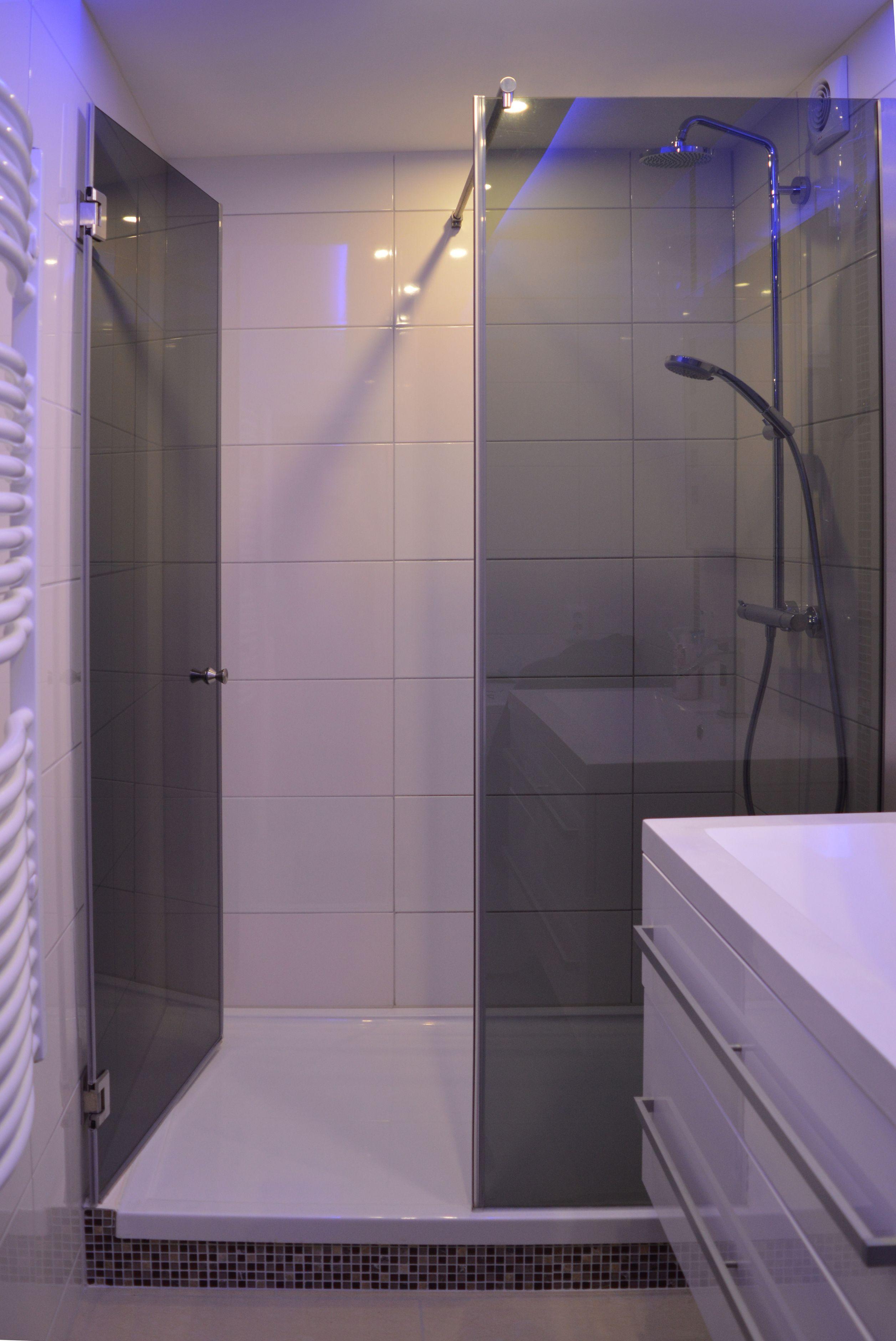 Nischendusche Aus Glas Glasduschen Dusche Duschabtrennung