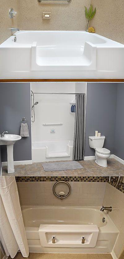 Bathtubs 42025: Easy Access Step Though Bathtub Inserts -> BUY IT ...