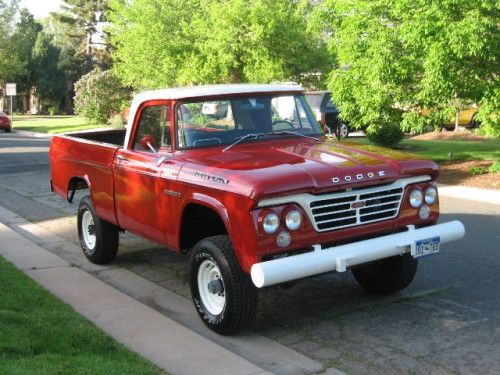 Mopar Truck Parts :: '62 Dodge Truck For Sale | Sweet Rides ...