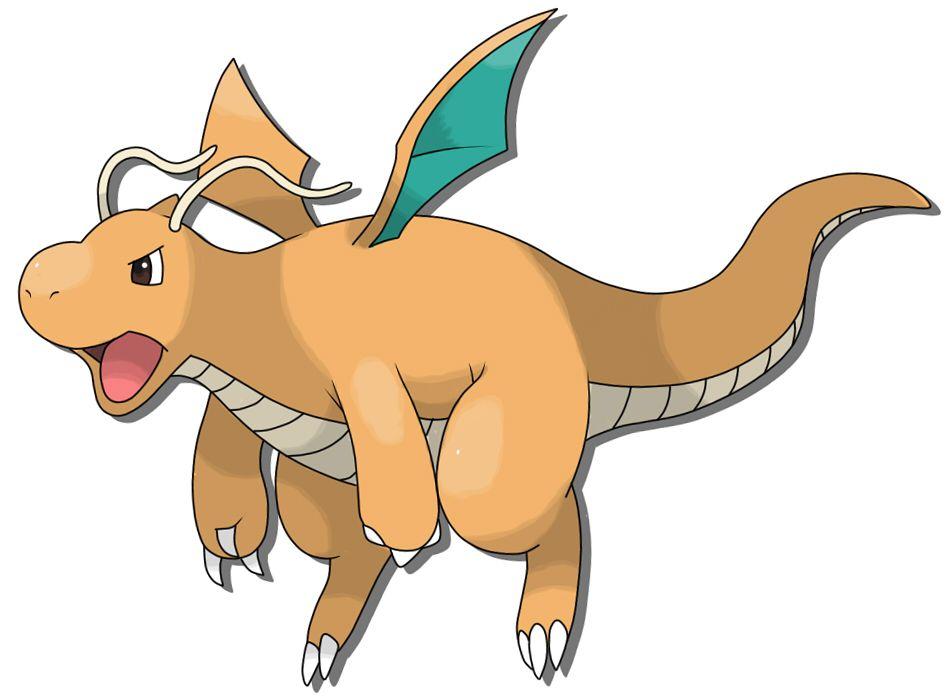 Resultado de imagen para dragonite