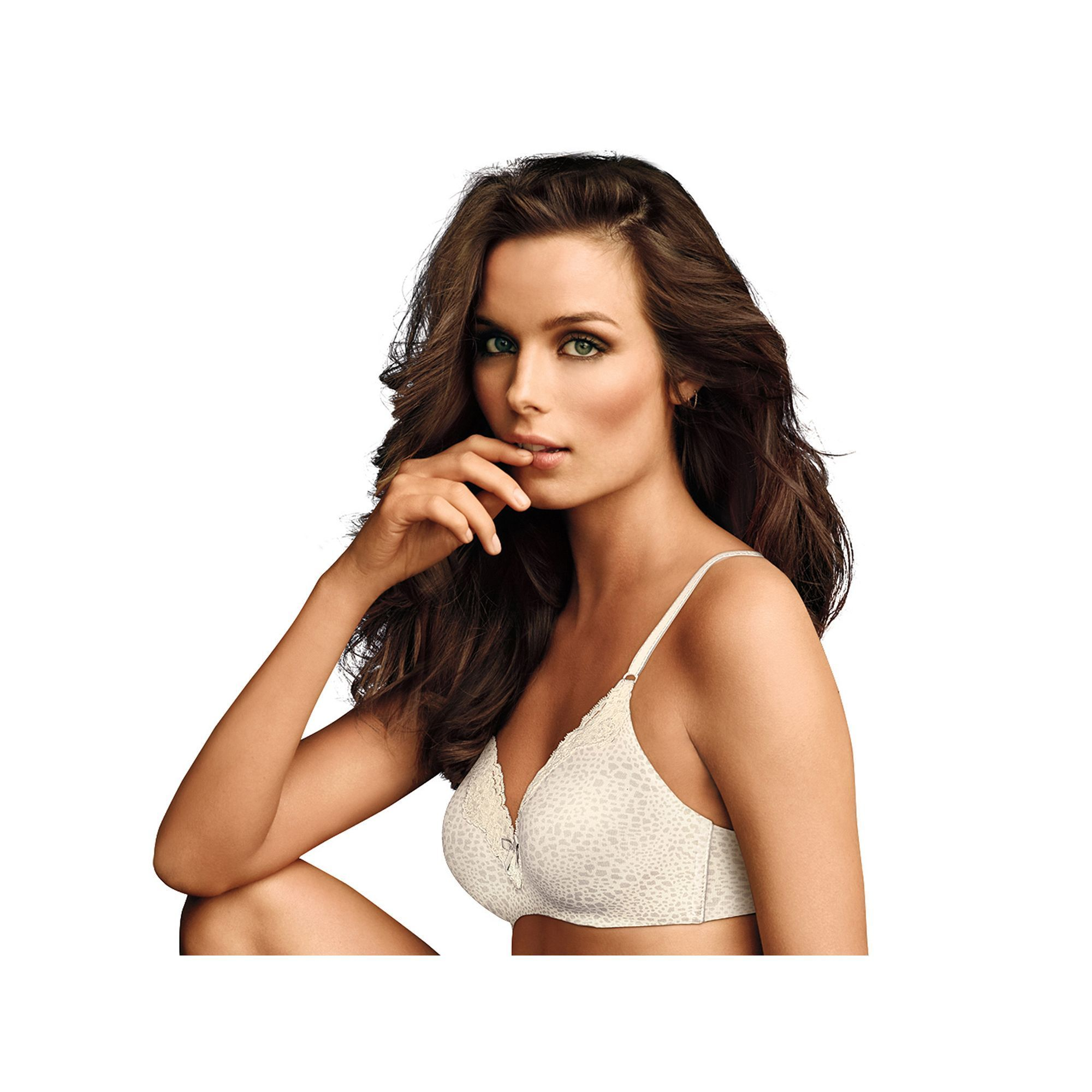 89c1cdf660bfb Maidenform Bra  Comfort Devotion Ultimate Lace-Trim Wire-Free with Lift Bra  09456
