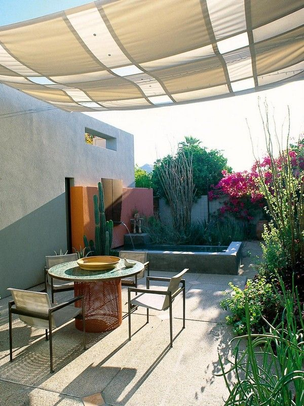16 Easy Diy Backyard Sun Shade Ideas For Your Backyard Or Patio