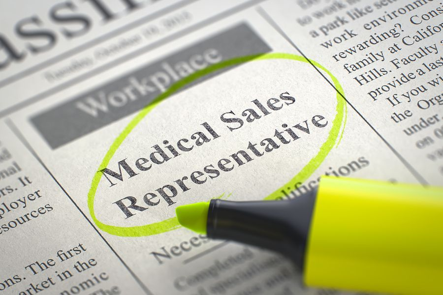 How to a medical sales rep uk career blog