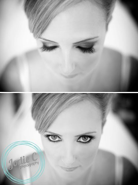 Dramatic Eyes - gorgeous!  Jodie C Photography