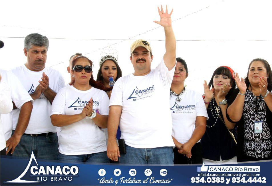 """Reseña del #DiadelComerciante http://goo.gl/LT3a0J __________________________ """"Hablemos y Acutemos Bien por Río Bravo"""""""