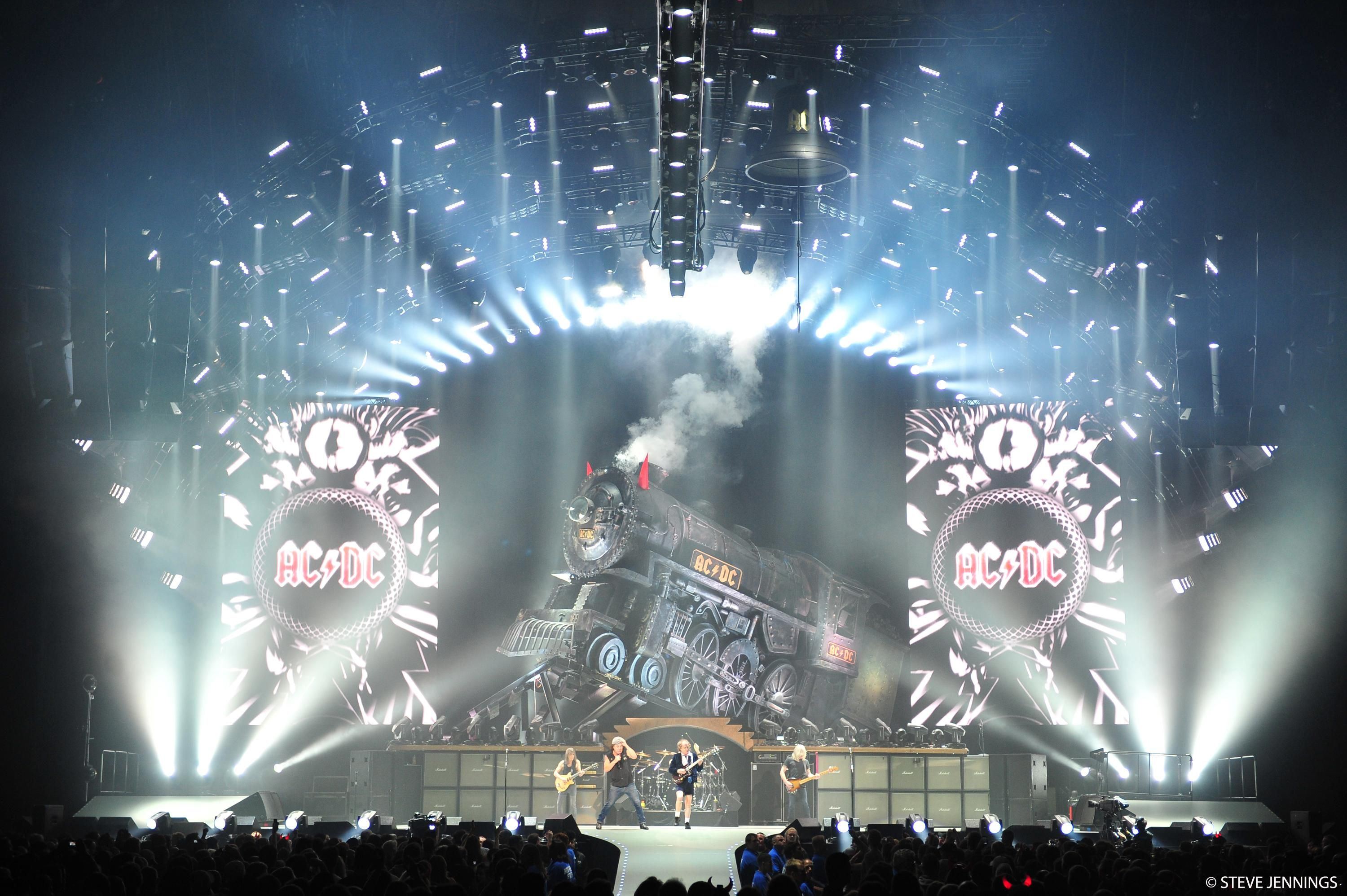 AC DC Live at River Plate | Music | Pinterest | Ac dc and Rock bands