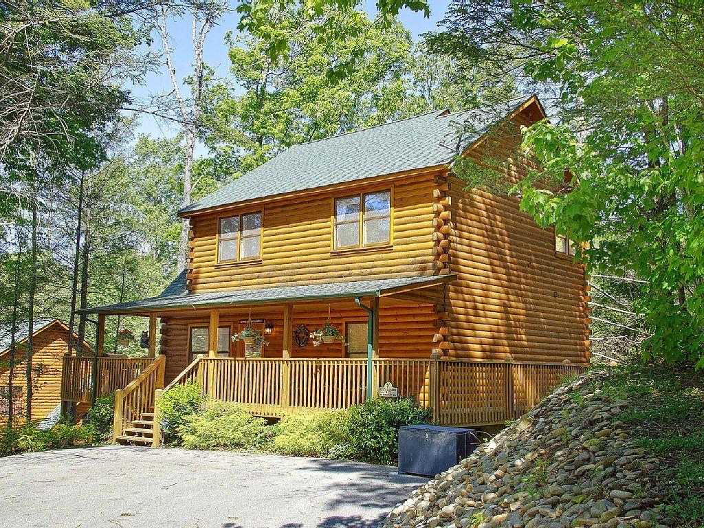 Cabin vacation rental in gatlinburg tn usa from