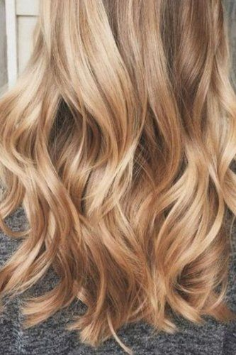36 blonde balayage with caramel honey copper highlights my style pinterest haar frisur. Black Bedroom Furniture Sets. Home Design Ideas