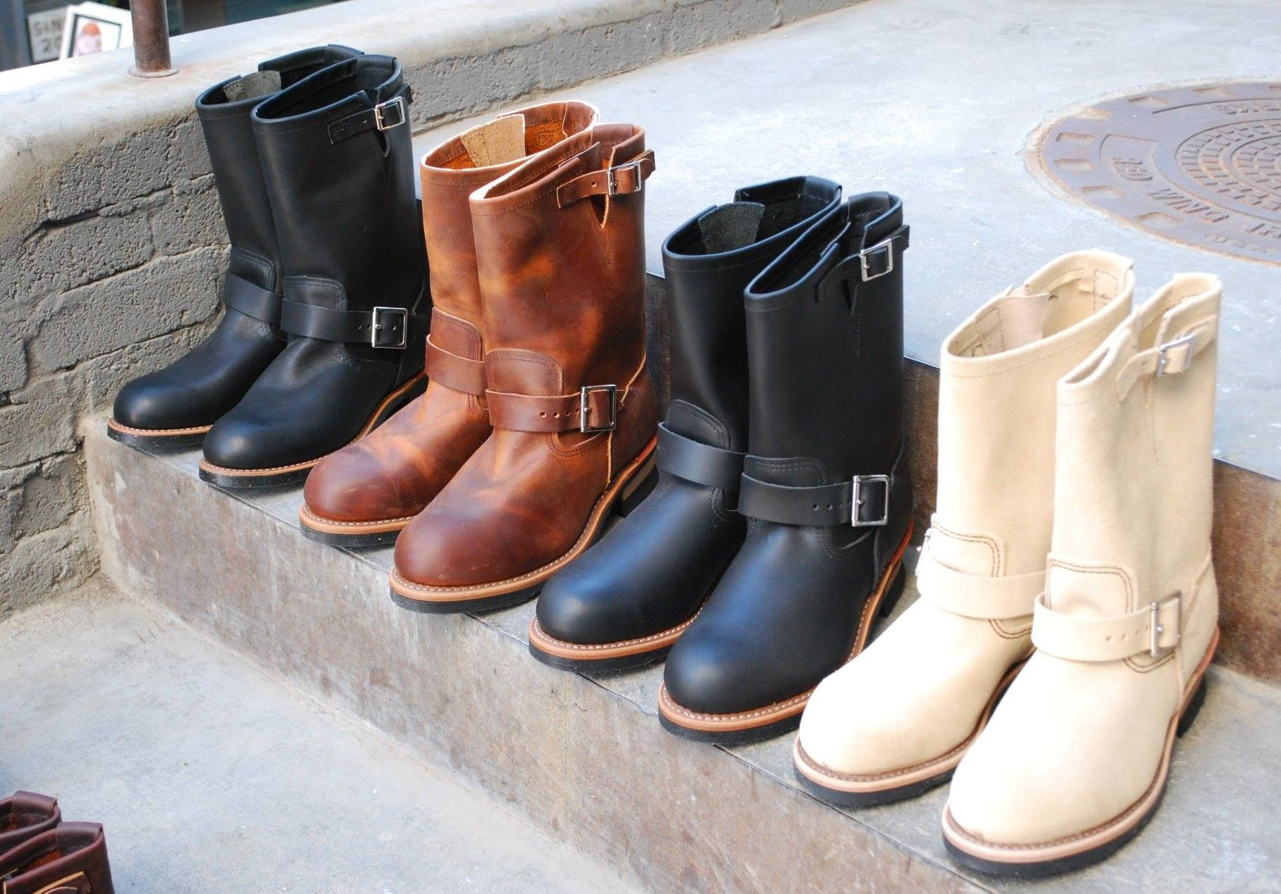 RED WING 2268 ENGINEER BOOTS | Silvermans