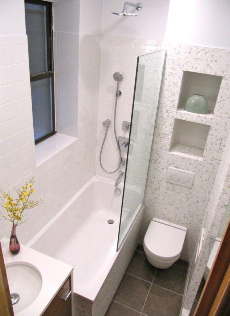 amenagement petite salle de bain 2m2