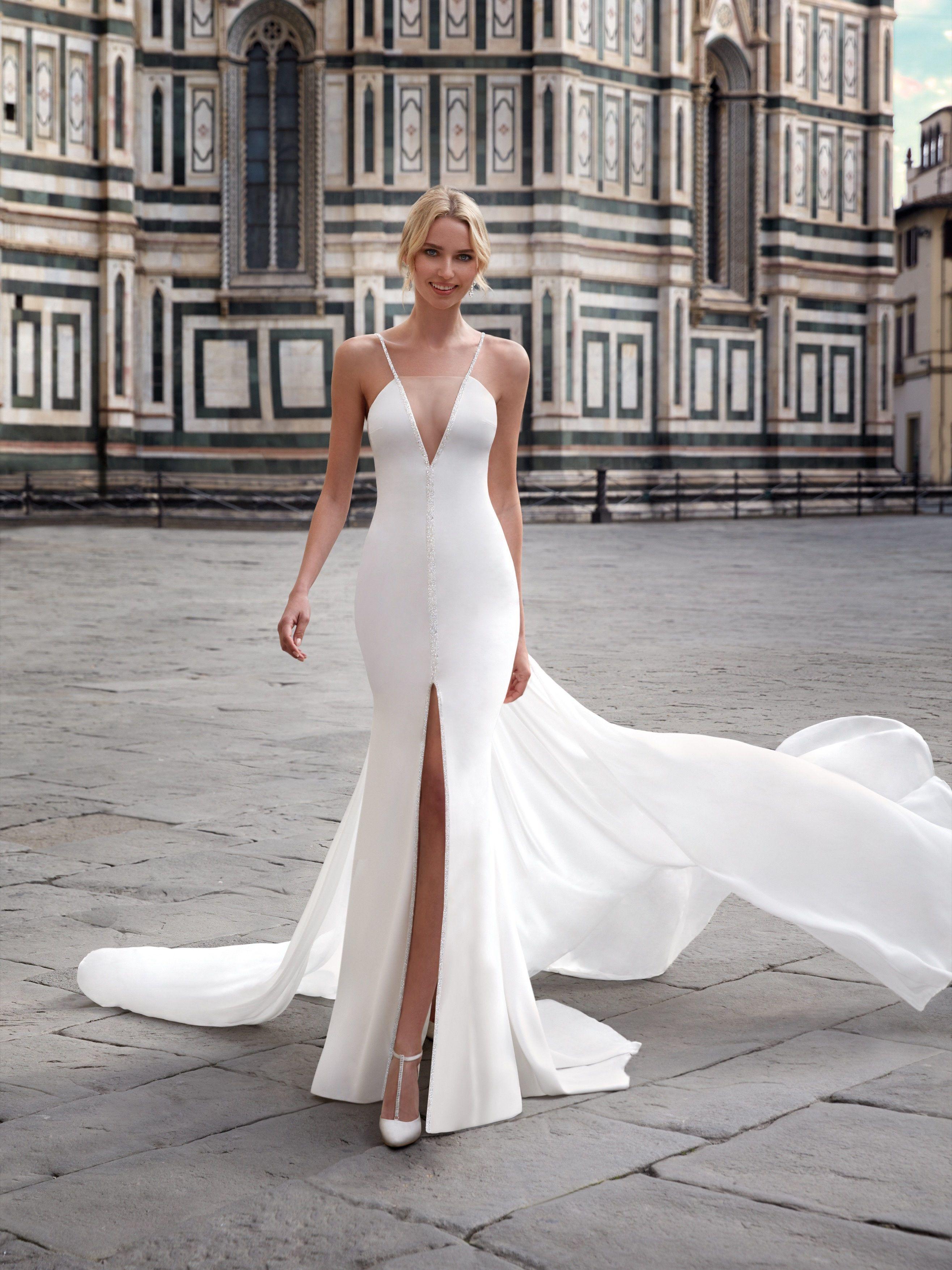 33++ Wedding dress with split info