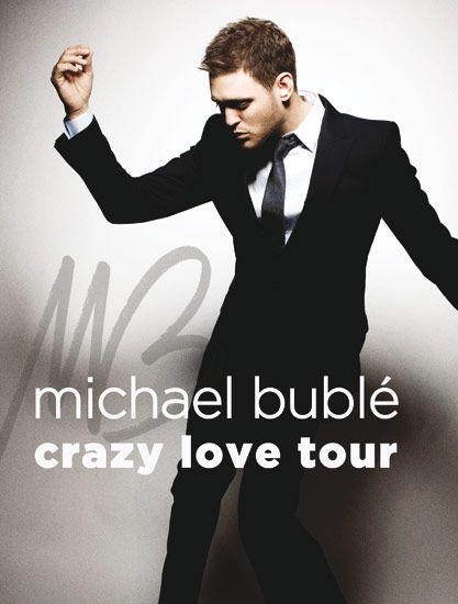 Don Michael Bublé..ídolo =)