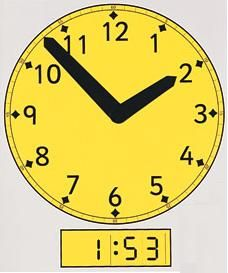 Q What Did The Digital Clock Say To The Analog Clock A Look No