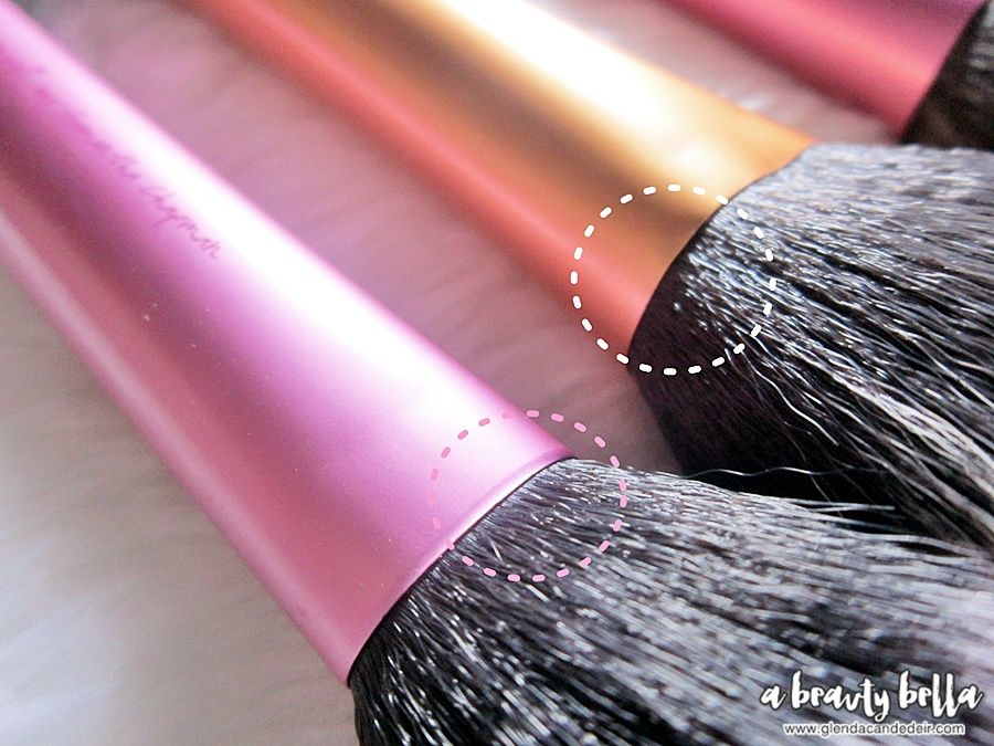 How to spot fake Real Techniques Brushes A Beauty Bella
