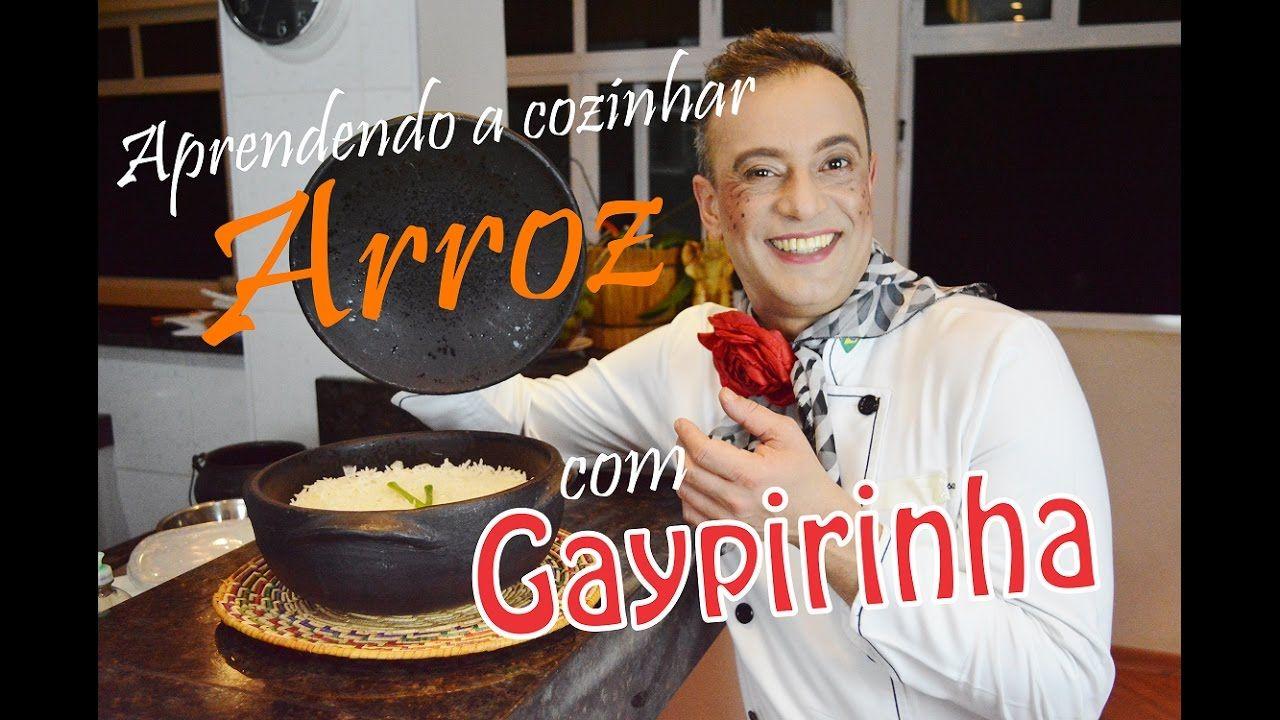 Arroz com Gaypirinha