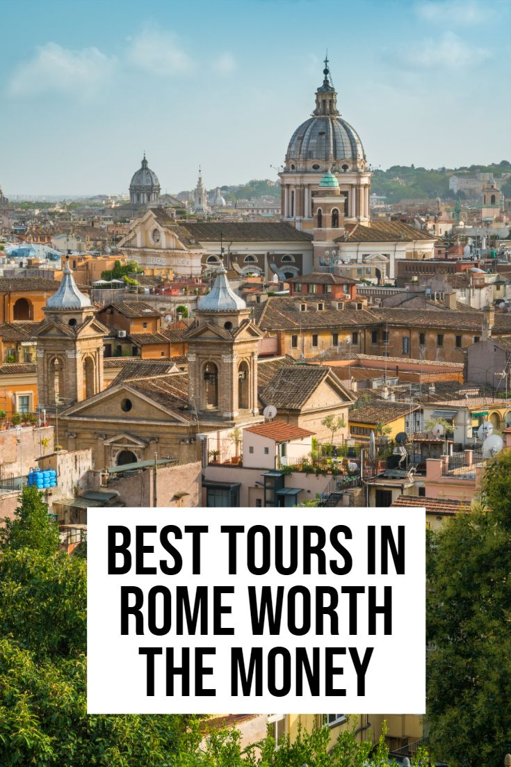 Hands Down The Best Tours In Rome Rome Travel Italy Travel Guide Italy Travel