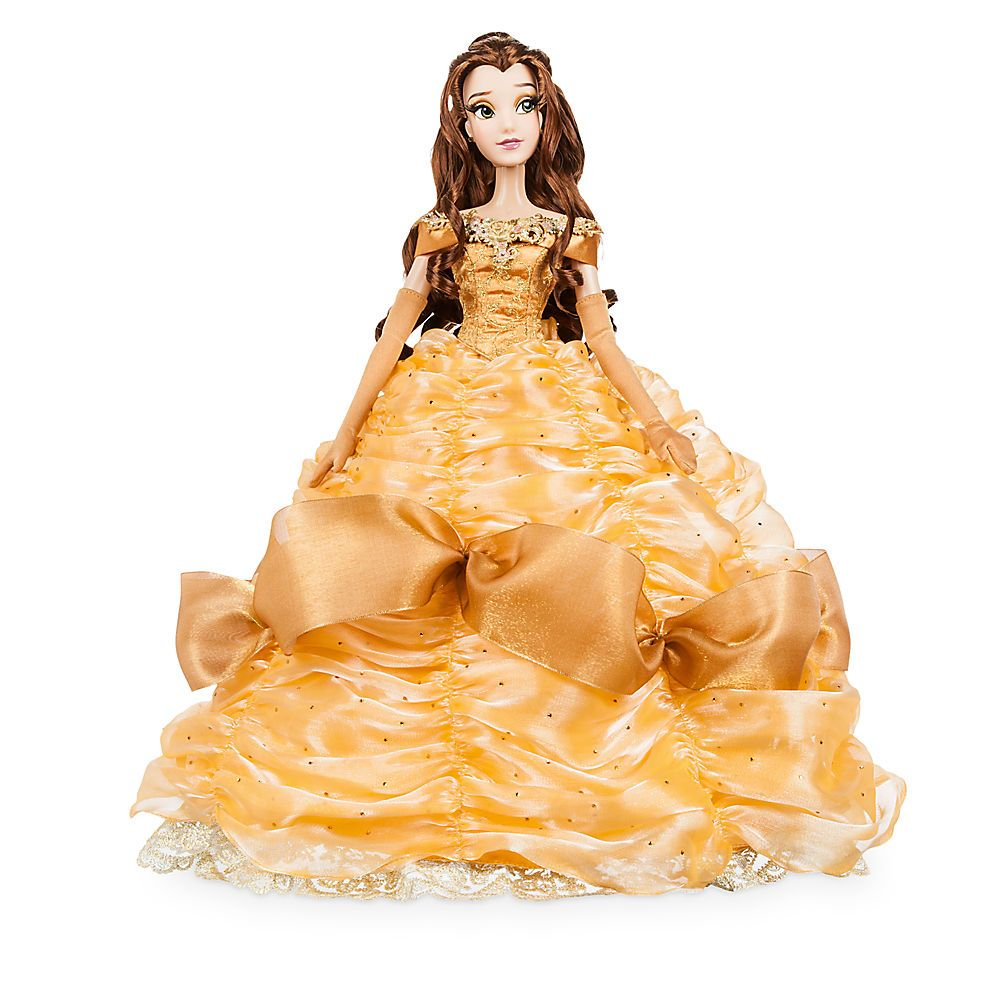 Belle ornament disney - Disney Limited Edition Belle Beauty And The Beast Doll