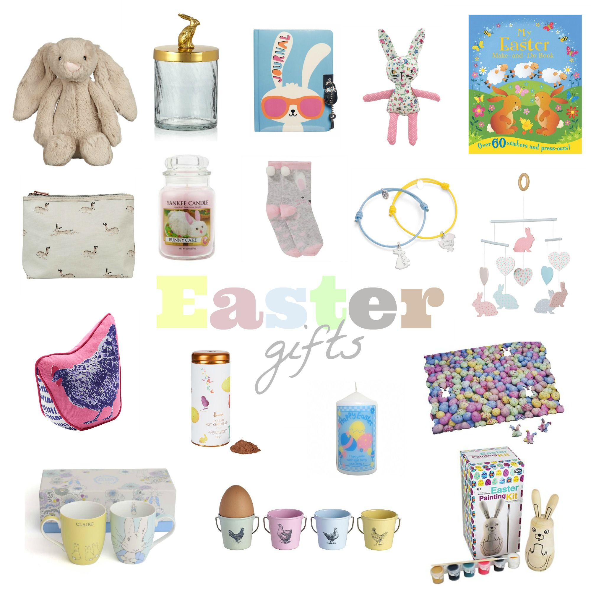 Non chocolate easter gifts easter chocolate and peter cottontail non chocolate easter gifts negle Image collections