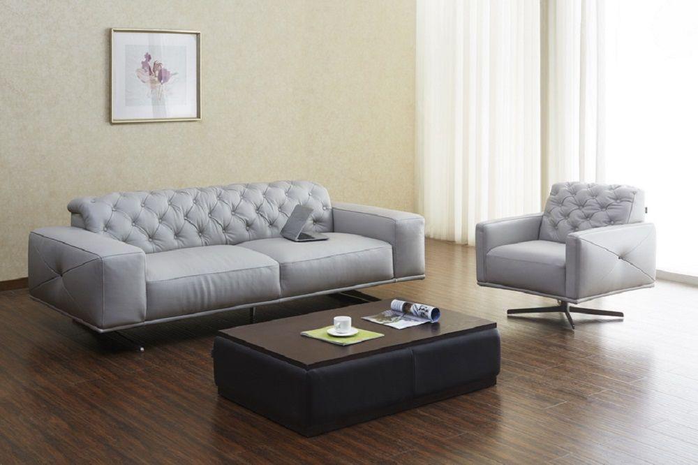 Othello Premium Leather Sofa J M Modern Furniture Wayfairdecor Pinterest Sofas Contemporary And